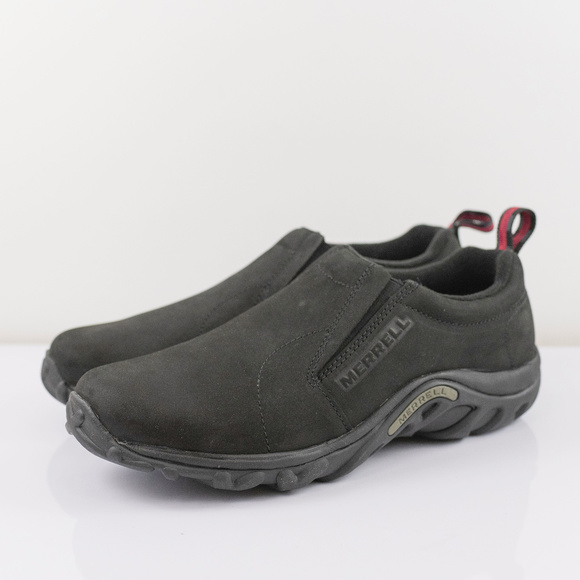 merrell jungle moc nubuck black usa